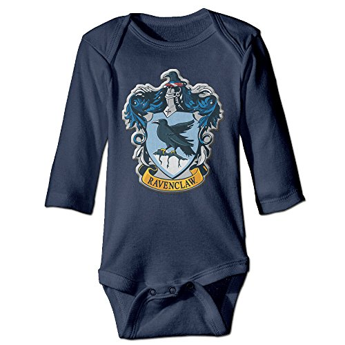 Tara Harry Potter Ravenclaw For 6-24 Months Baby Romper Playsuit For 6-24 Months 18 Months Navy