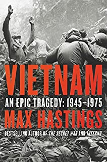 Book Cover: Vietnam: An Epic Tragedy, 1945-1975