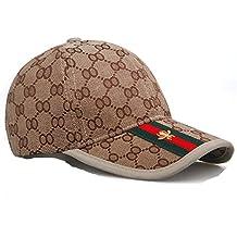 Unisex Fashion GG Baseball Caps Adjustable Quick Dry Sports Cap Sun Hat