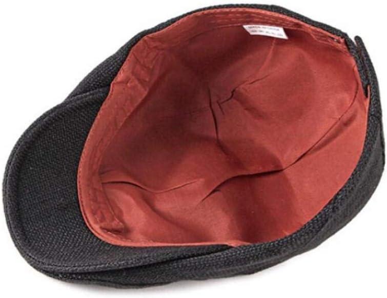 Womens Berets//Mens Berets,9 ColorsSpring Summer Beret Men Women Solid Plain Cabbie ivy Flat Cap Breathable Beret Cap Painter Artist Beret Hats