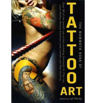 Mammoth Book of Tattoo Art (Paperback) - Common