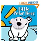 Little Polar Bear: Finger Puppet Book (Little Finger Puppet Board Books)