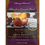Harry & David, Milk Chocolate Fruit Bounty, 14 Oz. Box