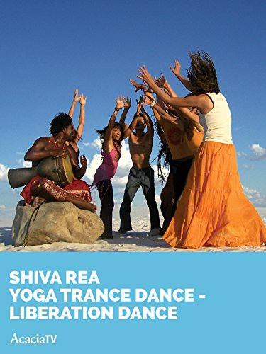 Shiva Rea Yoga Trance Dance - Liberation Dance (Shiva Dancing In A Ring Of Fire)