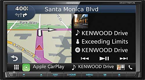 Kenwood DNX775RVS Navigation Receiver (Gps Kenwood)