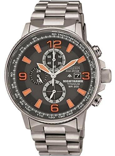 Citizen Nighthawk CA0500 51H Titanium Bracelet