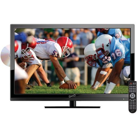 Supersonic SC-1912 18.5'' 720p LED HDTV/DVD Combo by Generic