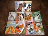 img - for Set of 10 Animal Ark paperbacks ~ Cats at the Campground, Tabby in the Tub, Dolphin in the Deep, Bunnies in the Bathroom, Fox in the Frost, Cats in the Castle, Stallion in the Storm, Husky in a Hut, Colt in the Cave, The Kitten that Won First Prize book / textbook / text book