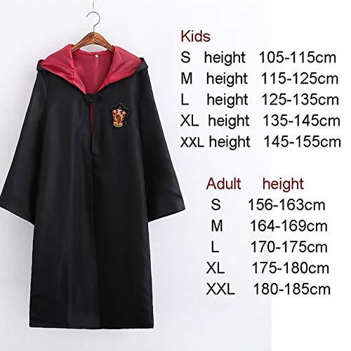WSCOLL Potter College Gryffindor Uniforme Hermione Granger ...