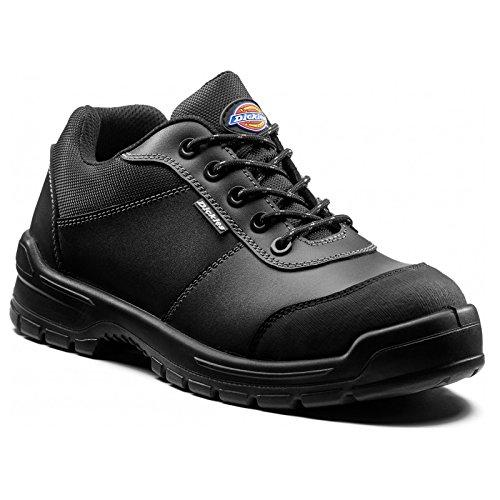 Dickies Andover Shoe Black Size 14 iyIpU5gB