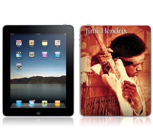Zing Revolution MS-JIMI80051 iPad- Wi-Fi-Wi-Fi + 3G- Jimi Hendrix- Woodstock Skin
