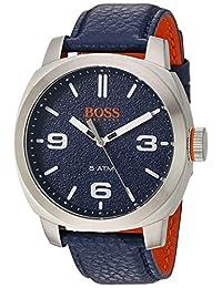 BOSS Orange Men's 1513410 CAPE TOWN Analog Display Quartz Blue Watch