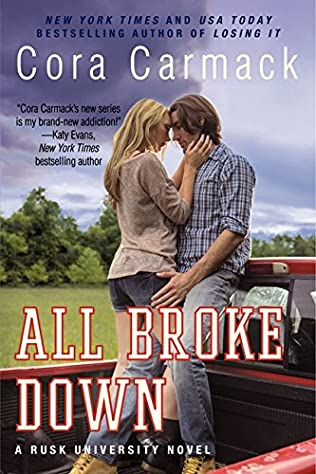 book cover of All Broke Down