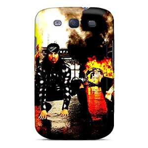 Samsung Galaxy S3 Nct9922hpMc Custom Colorful Red Hot Chili Peppers Pictures Shock Absorption Cell-phone Hard Covers -MansourMurray