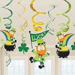 St Patrick's Day Swirl Pack