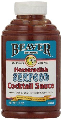 Beaver Cocktail Sauce, 13 oz - Sauce Tartar Beaver