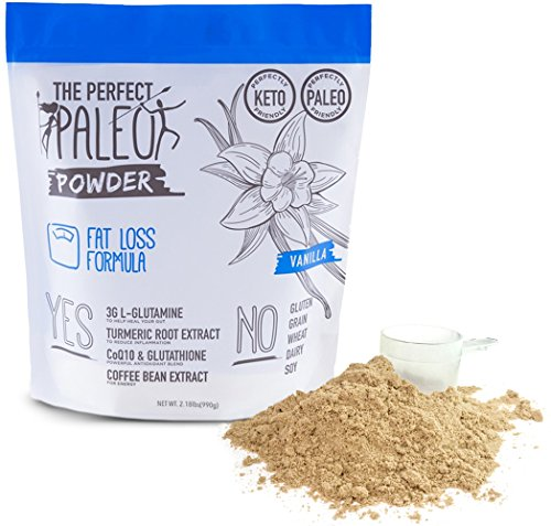 Clovis Fat Loss Collagen Superfood Powder – 30 Servings – Paleo Superfood Powder – Helps Accelerate Fat Loss – Heals Your Gut and Improves Digestion -15 G of Beef Collagen Protein