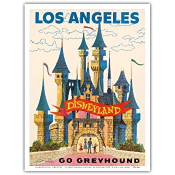Amazon.com: Los Angeles California - Disneyland - Go