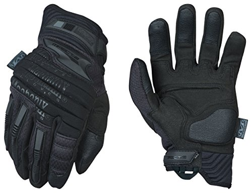 - Mechanix Wear - M-Pact 2 Covert Tactical Gloves (Large, Black)