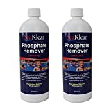 SeaKlear 2 Pack Phosphate Remover Commercial 32oz
