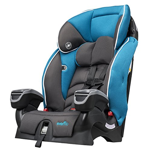 Amazon Evenflo Maestro Booster Car Seat Thunder Baby