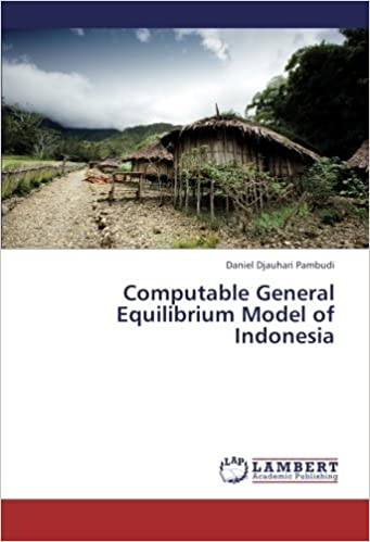 Computable General Equilibrium Model of Indonesia