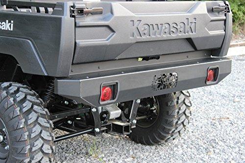 Bad Dawg Accessories Kawasaki Mule Pro FXT Rear Bumper - Kawasaki Accessories