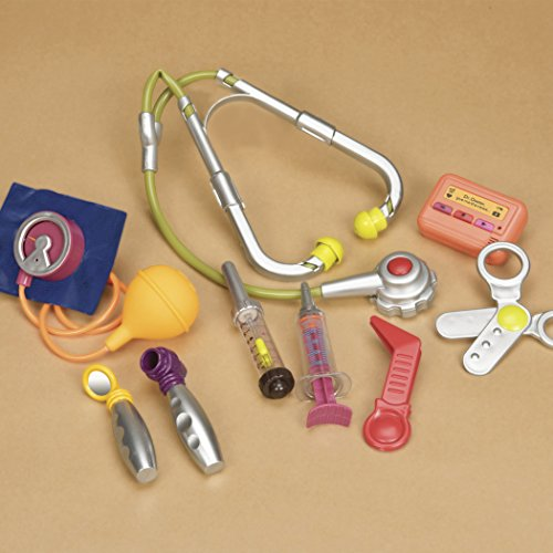 B Toys B Dr Doctor Toy Deluxe Medical Kit For