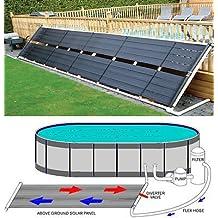 "Generic YC-AUS2-150922-110 <8&1657*1> ' x 20'd Pool Sola Pool Solar 24"" x 20' Inground Panel Pool Heater Above Ground 40 Sq Ft 2' x 20' 24"" x 20' I"