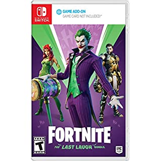 Fortnite: The Last Laugh Bundle - Nintendo Switch