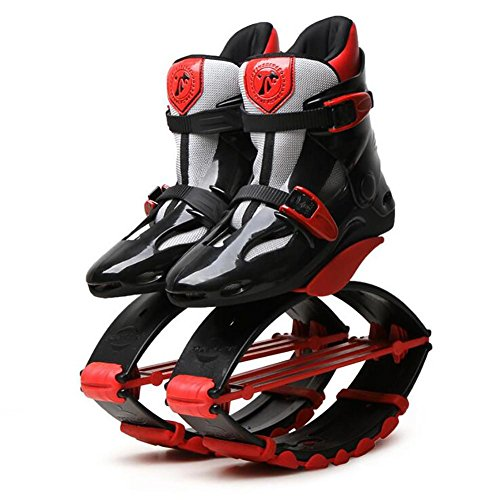 Springt black Adult Schuhe Prellen Rebound Erhöhte Fitness Outdoor Raum Schuhe MIAO red dFvZqd