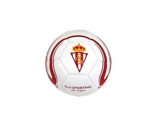 Sporting Gijón Balón Real grande