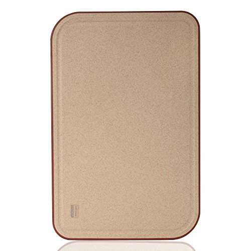 Maconee Large Cutting Board Plastic, Non-Porous and Anti-Mol