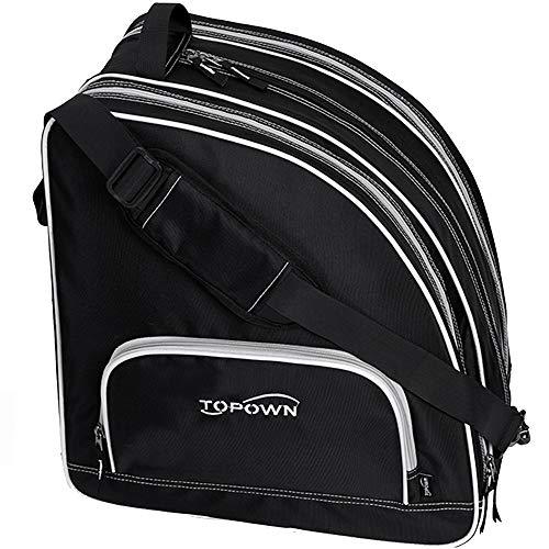 TOPOWN Ice Skate Bag Roller Skates Bag for Men