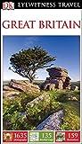 capa de DK Eyewitness Travel Guide: Great Britain