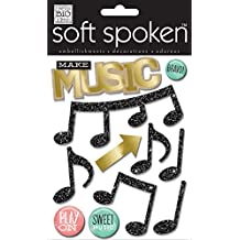 Me and My BIG Ideas Soft Spoken Make Music Sticker
