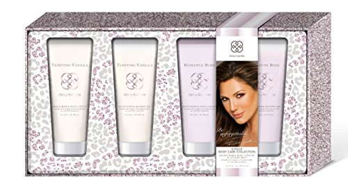 Price comparison product image Daisy Fuentes Luxury Body Care Collection Set Packed in a Beautiful Set