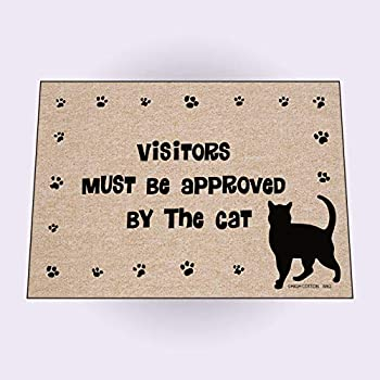 Amazon Com High Cotton Funny Welcome Doormat Visitors