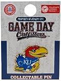 NCAA Kansas Jayhawks Logo Lapel Pin