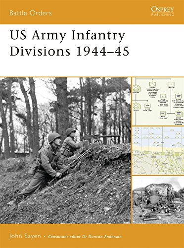 (US Army Infantry Divisions 1944-45 (Battle Orders))