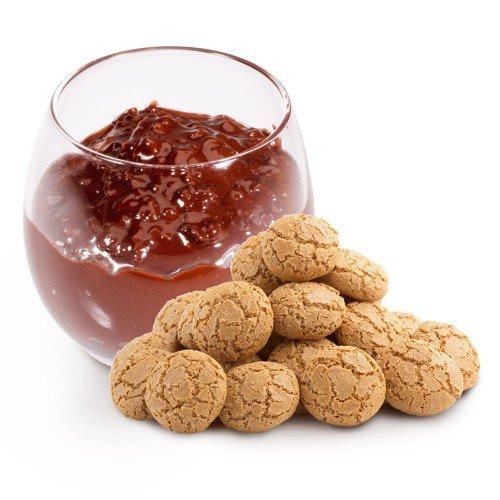 PreGel Amaretto Traditional Paste (Chocolate Almond Liqueur) GELATO PASTE 50002 13.2lb by PreGel (Image #1)
