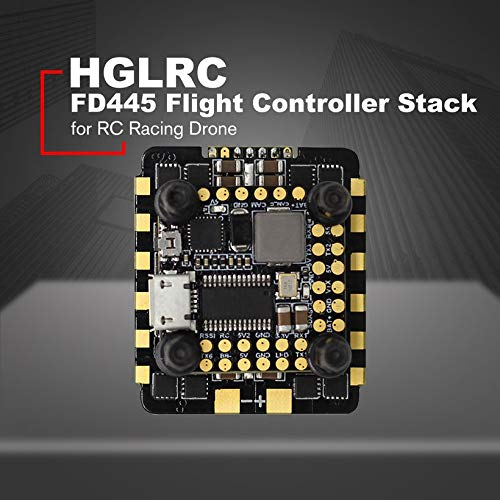 Wikiwand HGLRC FD445 Stack F4 Mini Flight Control FD45A 4 in 1 Mini BLHeli_32 2-6S ESC by Wikiwand (Image #4)
