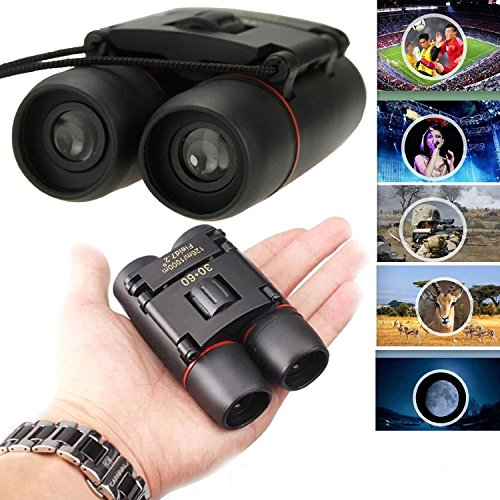 FDorla-30x60-Compact-Mini-Portable-Foldable-Binoculars-Telescopes-Day-Night-Vision-for-Birds-Hunting-Camping-Hiking-Armoring-Outdoor-Travel-30x60-Binocular