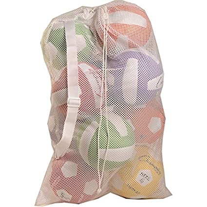5006c7483d05 Image Unavailable. Image not available for. Color  Champion Sports Mesh Equipment  Bag ...