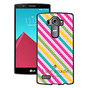G4 case,Kate Spade 63 Black LG G4 cover