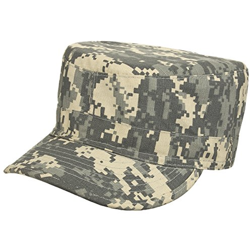 MFH Men's Ripstop US Field Cap ACU ACU Digital Size XXL