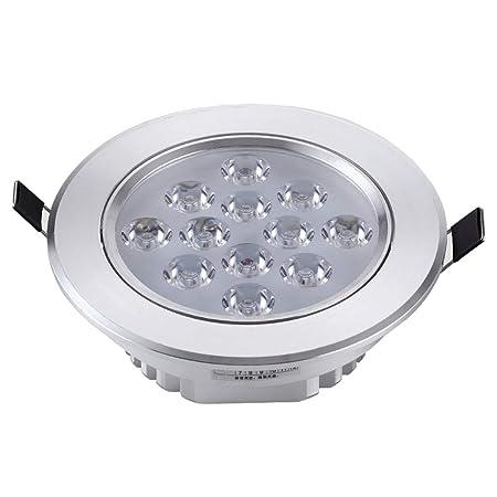 Foco Proyector LED, 5w/7w/9w/12w Foco Empotrado De Interior For ...