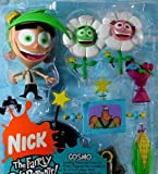 Cartoon Networks toys FAIRLY ODD PARENTS - COSMO figure by Palisades