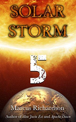 Solar Storm: Book 5 by [Richardson, Marcus]