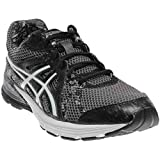 Cheap ASICS Men's Gel Preleus Running Shoe,Black/White/Storm,11 M US